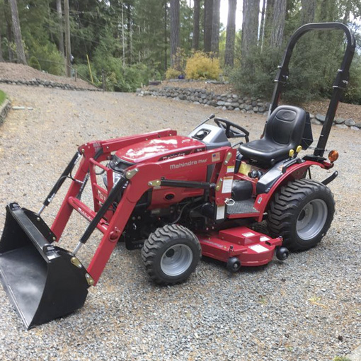 Wee Chip Cowichan Snow and Ice Removal Duncan BC